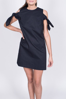 J.o.a. Navy Sheath Dress