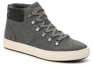 Four Brothers Wool High-Top Sneaker
