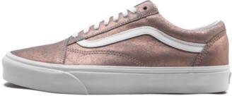 Vans Old Skool Shoes - Size 4.5