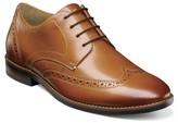 Nunn Bush Fifth Ward Flex Wingtip Oxford
