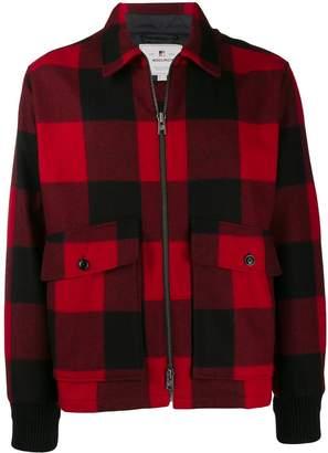 Woolrich Zipper Buffalo Jacket