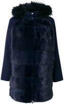 P.A.R.O.S.H. Linky coat - women - Polyester/Wool - S