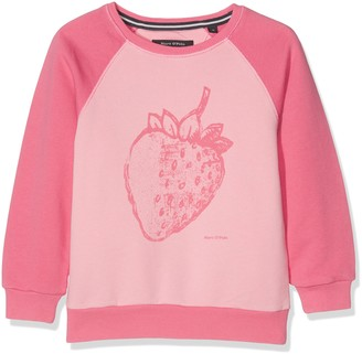 Marc O'Polo Girl's Sweatshirt 1/1 Arm