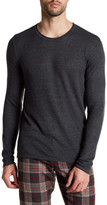 Parke & Ronen Solid Long Sleeve Thermal Shirt