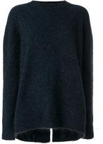Ellery oversized jumper - women - Polyamide/Spandex/Elastane/Wool/Kid Mohair - XS