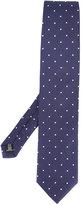 Pal Zileri dots tie - men - Silk - One Size