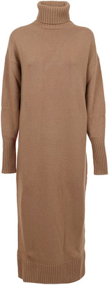 Opening Ceremony Bicolor Knit Dress