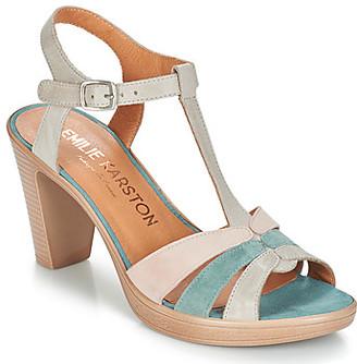 Karston RUIDGI women's Sandals in Beige