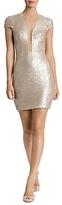 Dress the Population Kylie Illusion Sequin Dress