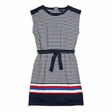 Tommy Hilfiger Women's Adaptive Dress with Velcro Brand Closure at Belt
