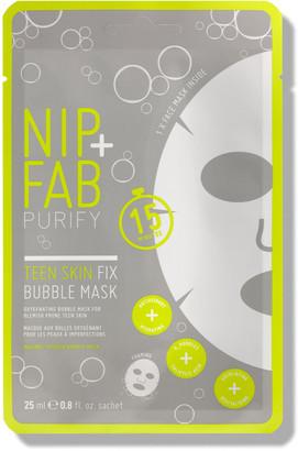 Nip + Fab Nip+Fab Teen Skin Fix Bubble Sheet Mask 23Ml