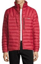The North Face Morph Quilted Down Jacket, Red