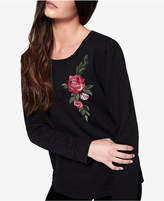 Sanctuary Rosalind Cotton Embroidered Top
