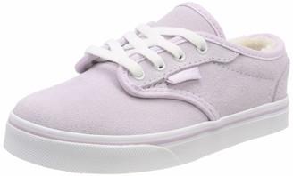 Vans Girls' Atwood Low Missy Suede Top Sneakers