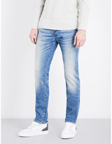 True Religion Rocco no flap relaxed-fit skinny jeans