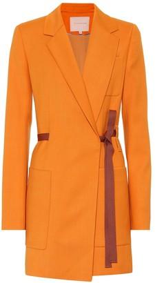 Roksanda Twill coat
