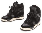 Ash Funky Bis Wedge Sneakers