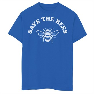Fifth Sun Boys 8-20 Save Bees Graphic Tee