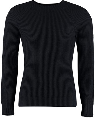 Dondup Ribbed Cotton Sweater