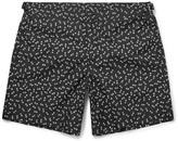 Dolce & Gabbana Slim-Fit Mid-Length Printed Swim Shorts