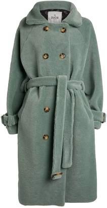 Ducie Tamara Teddy Trench Coat