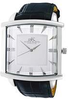 Adee Kaye Watch Men's Adore II-3G Watch Swiss Quartz Mineral Crystal AK2220-MSV AK2220-MSV