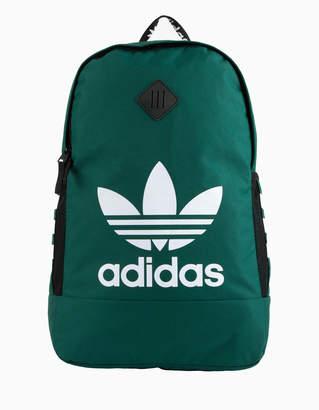 adidas Trefoil II Green Backpack