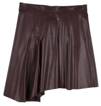 Opera Knee length skirt