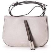 Marc Jacobs Women's Grey Leather Shoulder Bag.