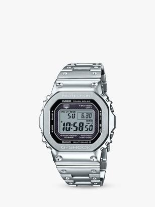 Casio Unisex G-Shock Metal Digital Bracelet Strap Watch