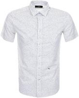 Diesel S Dove Shirt White