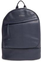 WANT Les Essentiels Men's 'Kastrup' Leather Backpack - Blue