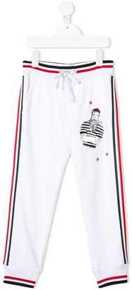 MonnaLisa Marine Jogging Trousers