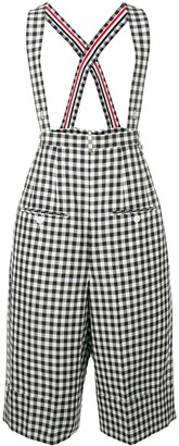Thom Browne Oversized Suspended Reverse Short