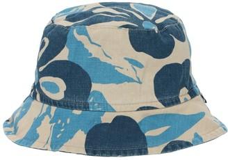 Il Gufo All Over Print Cotton Blend Hat