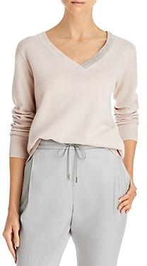 Fabiana Filippi V Neck Sweater