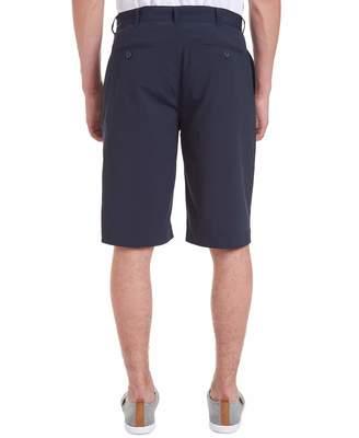 Chaps Uniform Young Men's Flat Front Short Shorts