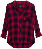 Rails Plaid Patterned Shirt