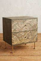 Anthropologie Liri Leaf Nightstand