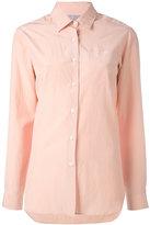 Margaret Howell button-up shirt - women - Silk/Cotton - 14