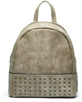 Sole Society Prescott backpack w/ grommet detail