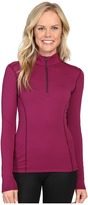 Arc'teryx Phase AR Zip Neck Long Sleeve Women's Clothing