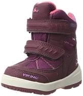 Viking Unisex Kids' Toasty II Boating Shoes Pink Size: 8.5UK Child