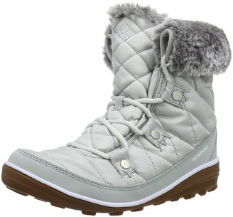Columbia Women's Heavenly Shorty Camo Omni-Heat Ankle Boot