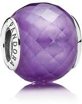 Pandora Purple Abstract Murano Charm 791499ACZ