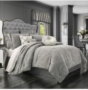 J Queen New York J Queen Matteo Queen 4pc. Comforter Set Bedding