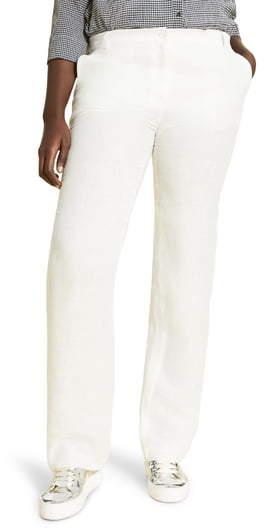 Marina Rinaldi Marina Ranaldi Linen Trousers