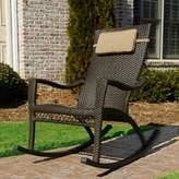 Tortuga Outdoor Tuscan Lorne Rocking Chair Outdoor