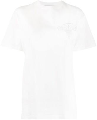 Golden Goose Texas Tour print T-shirt