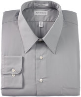 Van Heusen Big and Tall Wrinkle-Free Poplin Dress Shirt